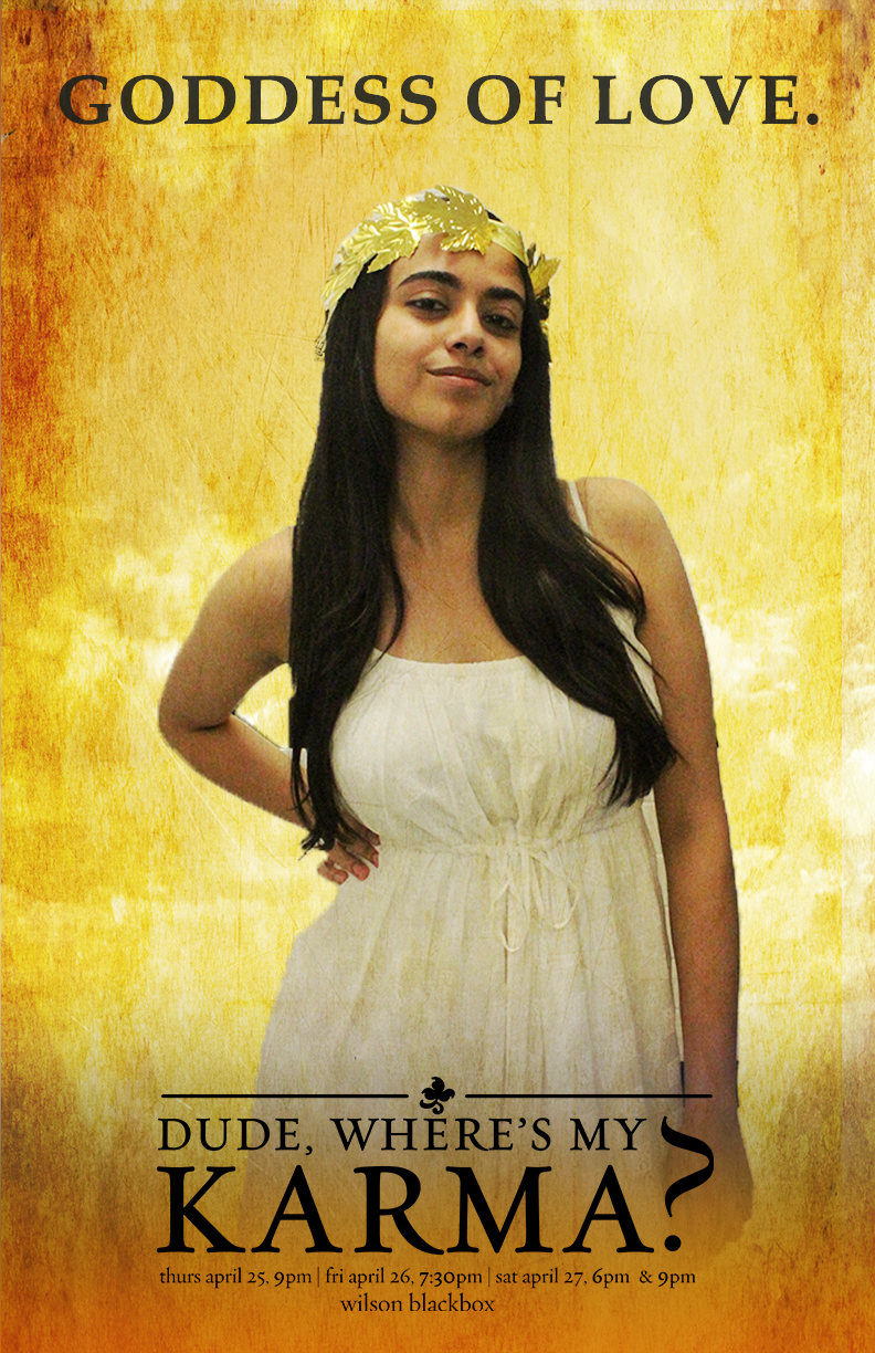 Pia Sur joined PSAT, enticed by promises of standardized testing... the perfect compliment to her freshly sharpened No2 pencils and neatly tucked in shirt. Upon discovering the truth, she chose to remain, finding roles in her new family as an evil popular girl and a goddess of love. What even.
